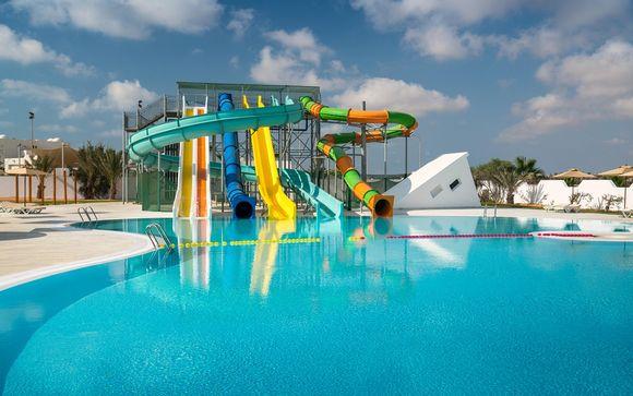 Iliade aqua park djerba