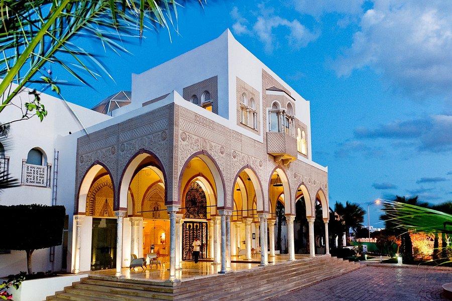 Tui palm beach palace djerba